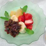 季節の薬膳|プルーンとナツメの甘煮