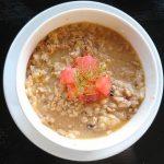 夏の薬膳|坦々スープ粥