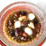 夏の薬膳|緑豆とナツメのお善哉