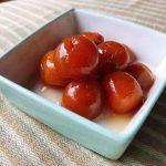冬の薬膳|金柑の黒糖煮